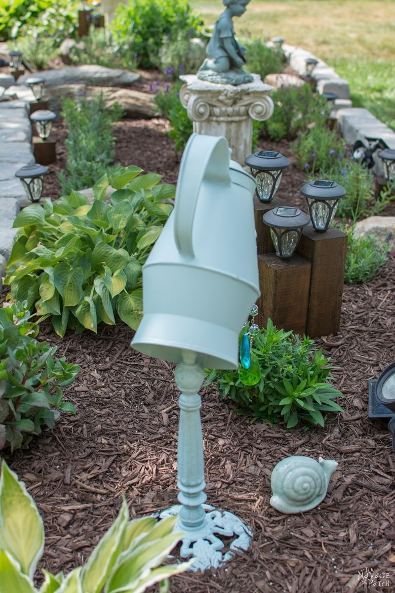 DIY Garden Decor - Page 2 of 2 - The Navage Patch on Easy Diy Garden Decor id=98161