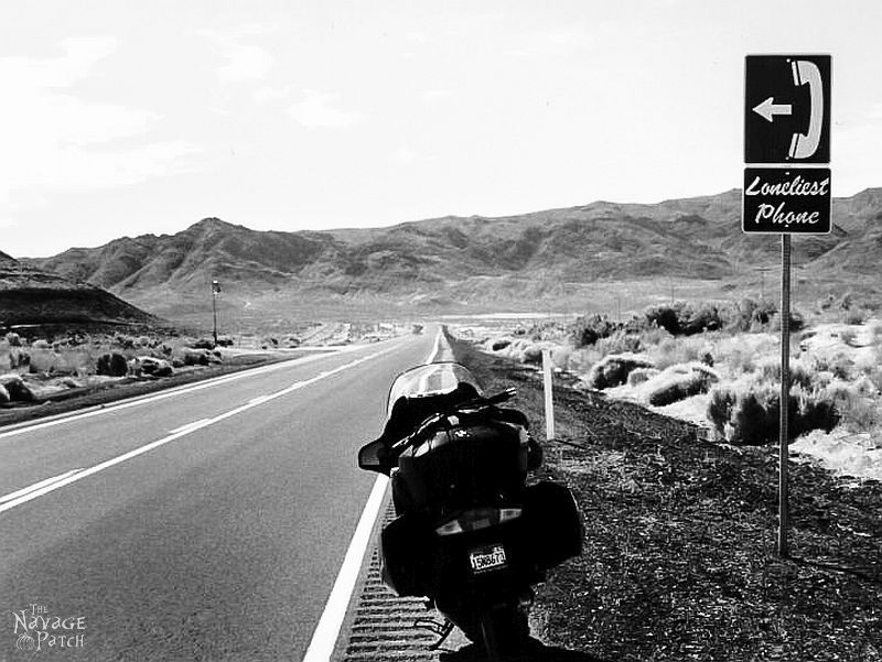 A Solo Motorcycle Ride Across America - Part 1