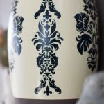 Ceramic Vase Makeover Inspired By Pottery Barn The Navage Patch