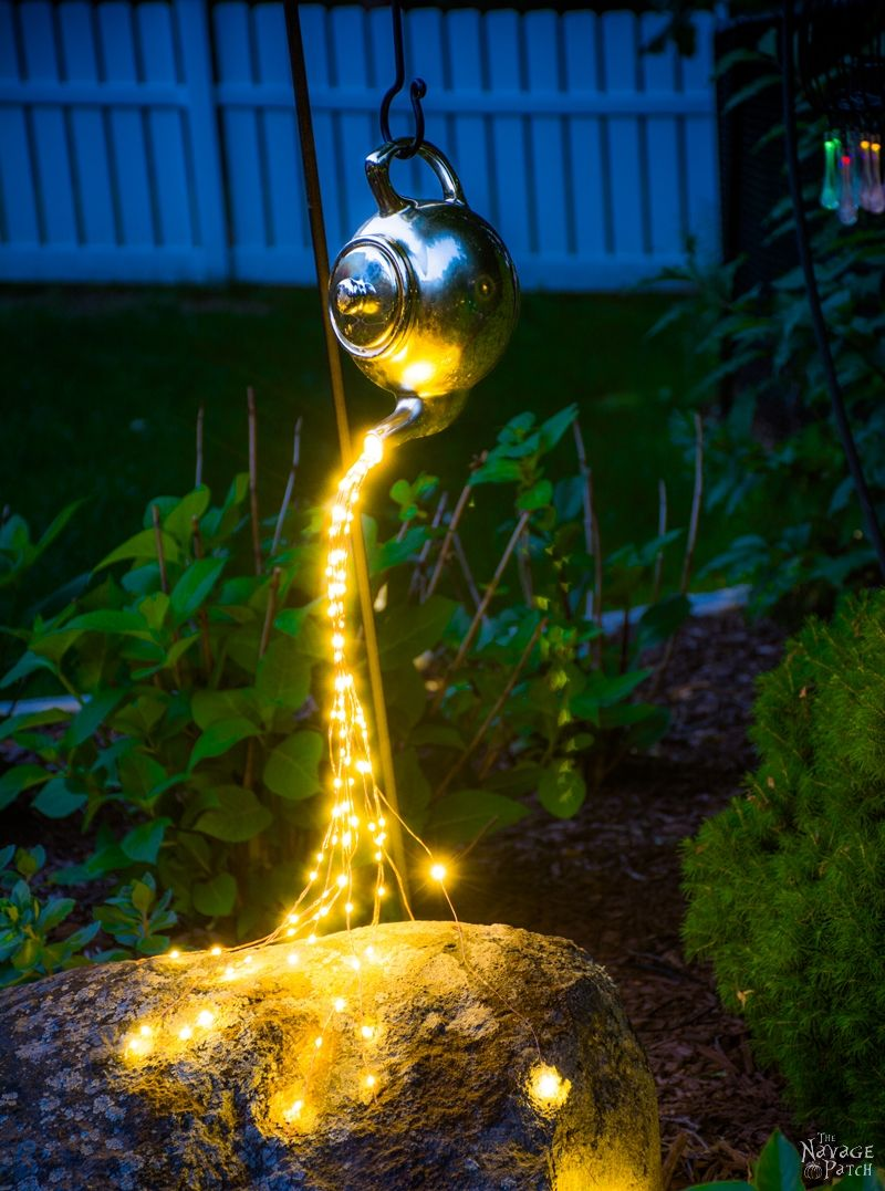 Creative And Easy Diy Outdoor Lighting Ideas The Navage