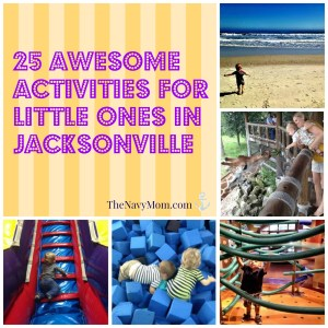 25 Awesome Activities for Little Ones in Jacksonville