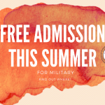 fRee admission to museums for military