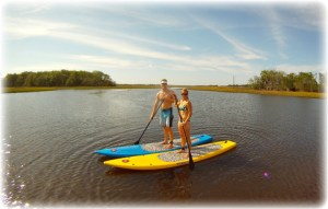 SUP Lessons at JAX Surf & Paddle