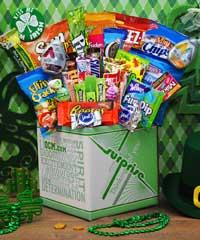 Pot o Gold basket from CarePackages.com