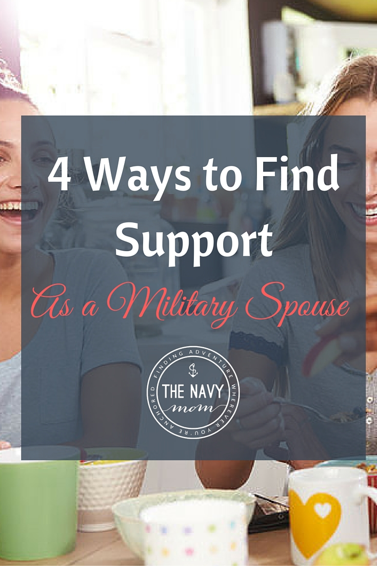 4 Ways to Find Support
