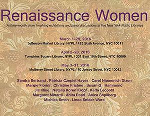 Renaissance Women 2016