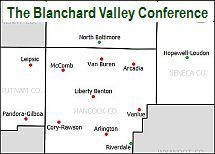 BVC Football Stats for Week 3