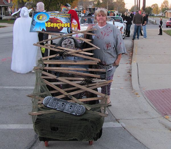 Halloween Parade 1