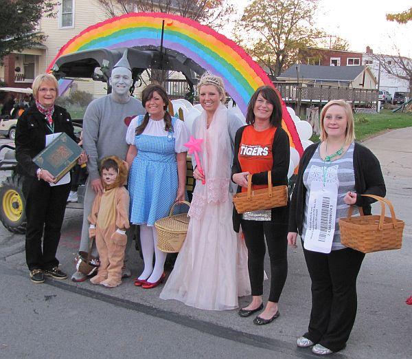 Halloween Parade 4