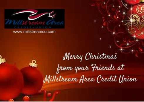 MillstreamAreaCredit UnionChristmasGreeting
