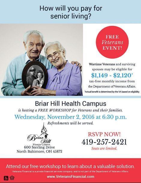 briar-hill-veterans-info-event