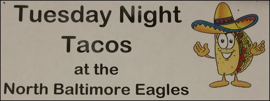 NB Eagles Taco Tuesday