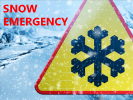 Levels Canceled – Backroads are SLUSHY!