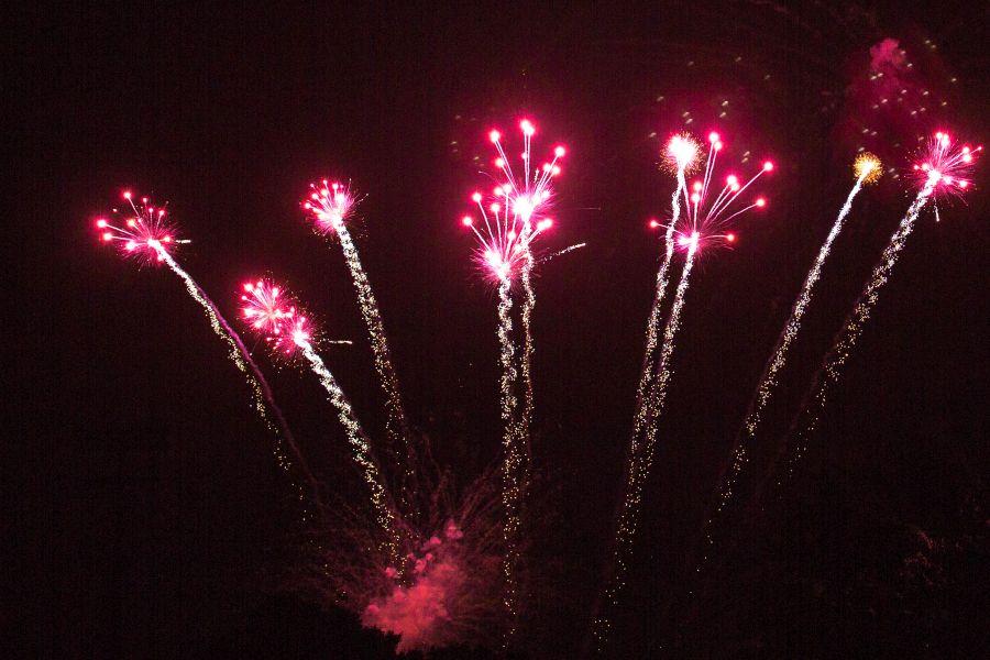 NB's GOST Fireworks Foto Gallery