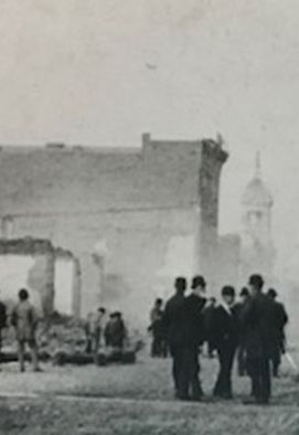 HOW ANNA BRACY CHANGED MAIN STREET - The Great Fire of 1891