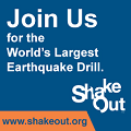 Thursday is the Great ShakeOut Earthquake Drill