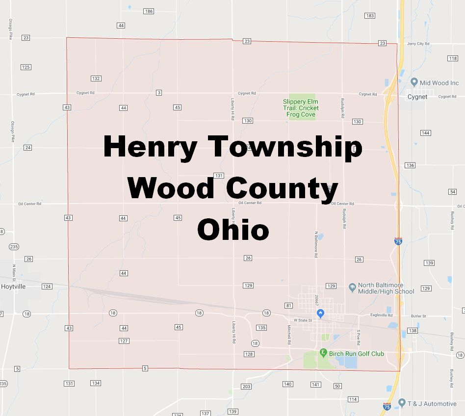Henry Township Trustees Minutes