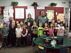 NBPD visits First Graders
