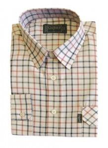SH15 Gents Big Tattersal Shirt