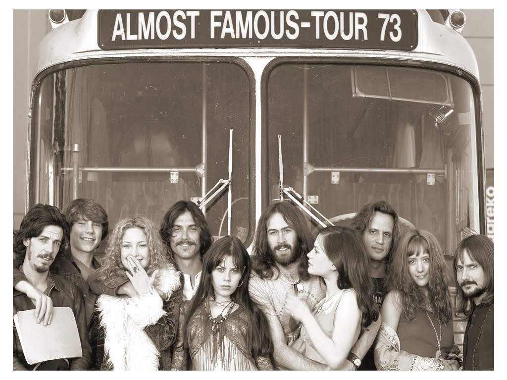 Tiny Dancer in Almost Famous