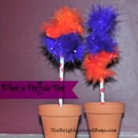 Plant a Truffula Tree with Me