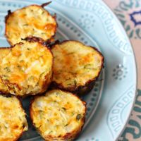 Low Carb Zucchini Tots