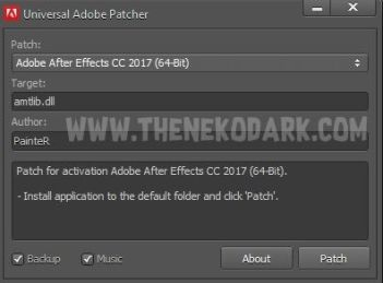 Universal Adobe Patcher v2.0 FULL MEGA
