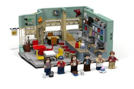 Lego Gilmore Girls Set 3