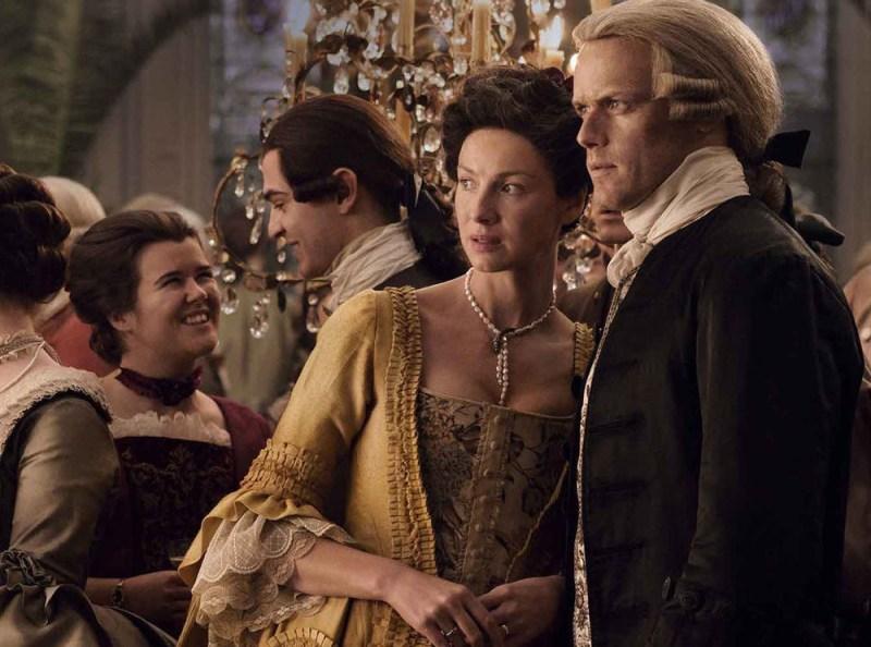 Outlander Recap: 4 01 'America The Beautiful' | The Nerd Daily