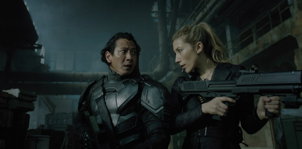 Altered Carbon 2018 Will Yun Lee