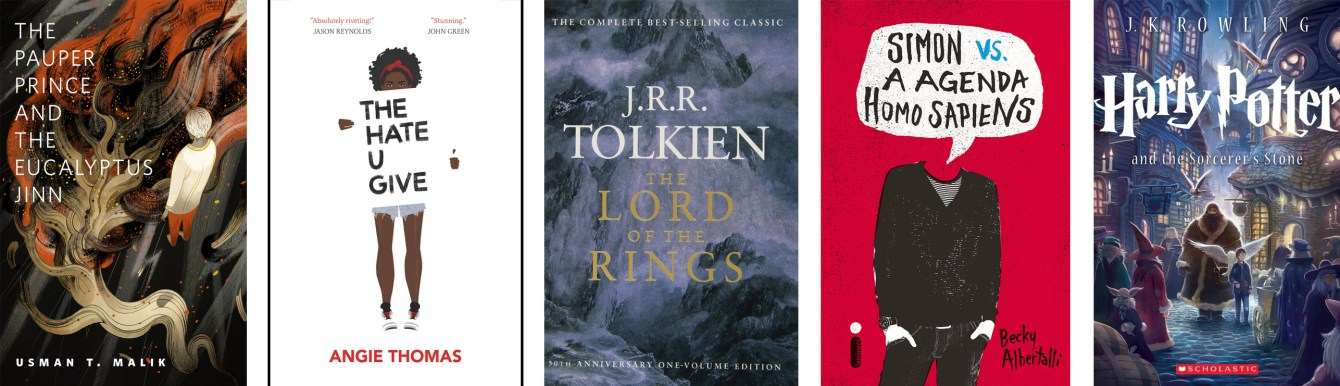 2018 Book Reading Challenge Recommendations