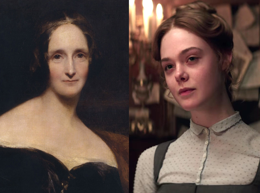 Things To Know About The Real-Life Mary Shelley | The Nerd Daily