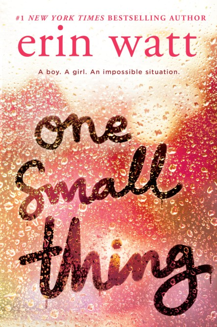One Small Thing Erin Watt