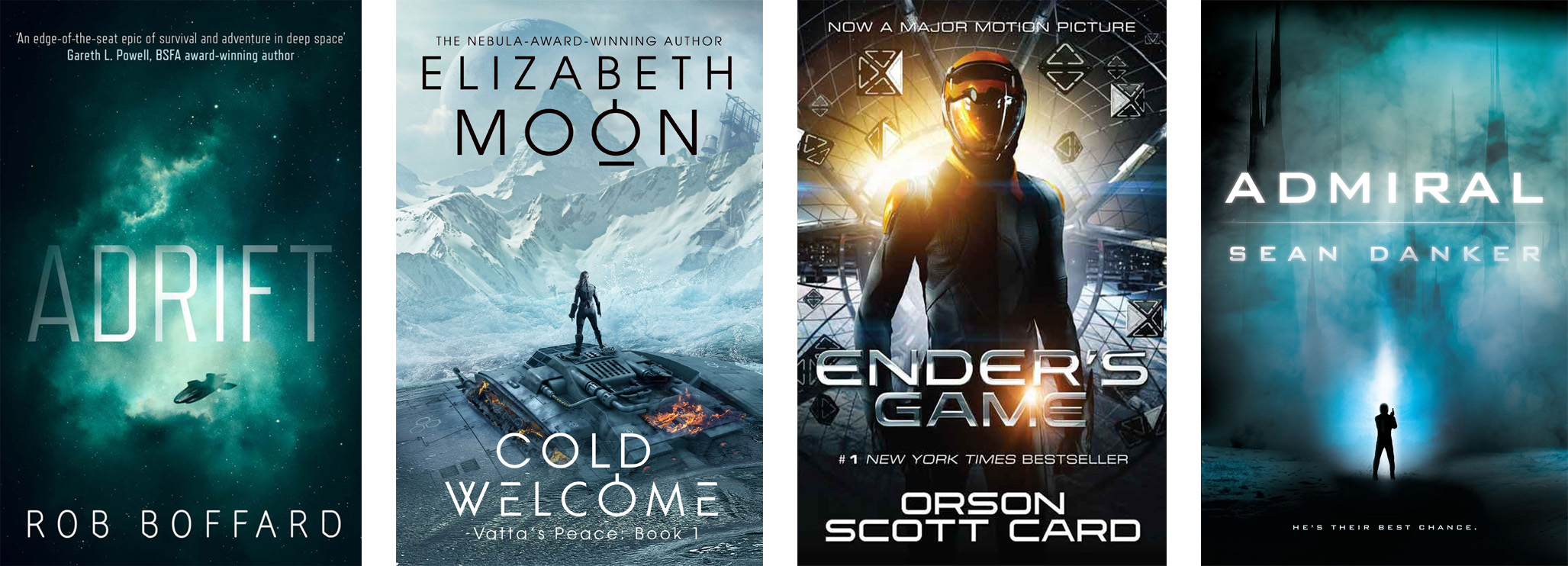 Seven Incredible Sci-Fi Authors For You To Discover | The