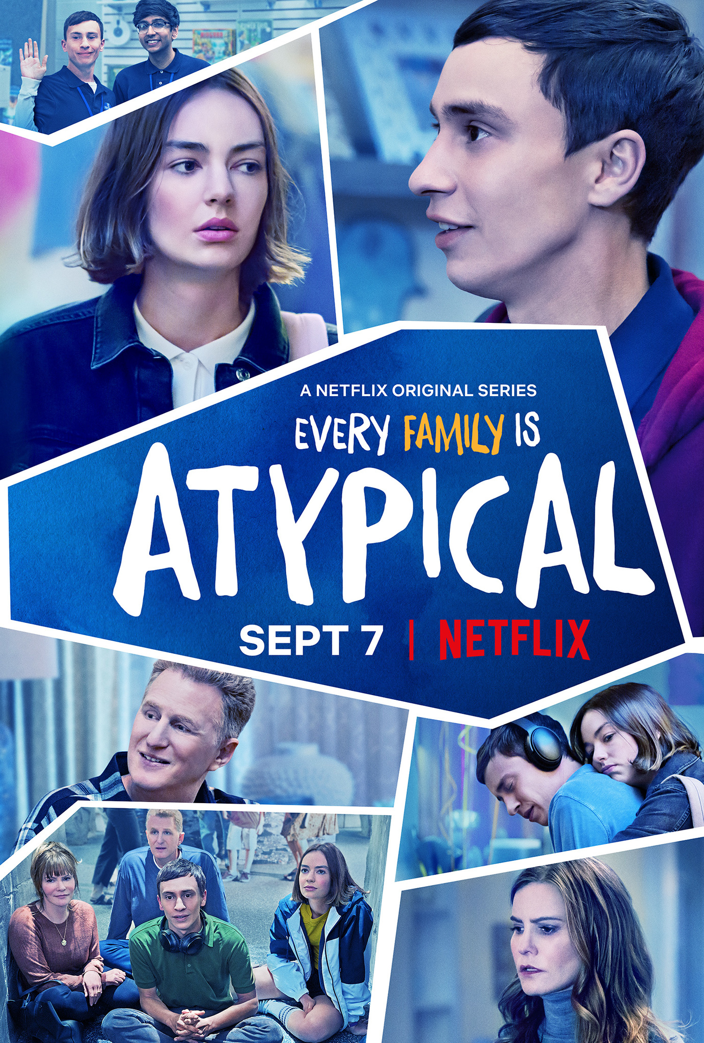 Image result for atypical season 2