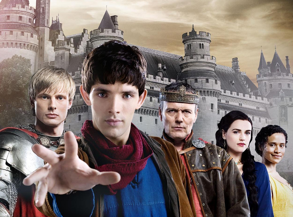 Merlin TV Series