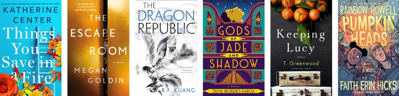 2019 August Books