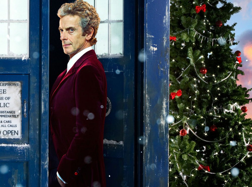 Doctor Who Christmas Special.Top 3 Doctor Who Christmas Specials The Nerd Daily