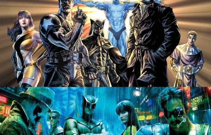 Watchmen Comic Movie