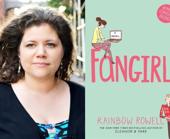 Rainbow Rowell Author