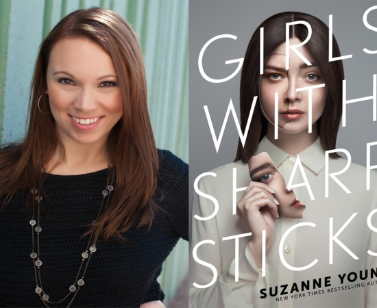 Girls With Sharp Sticks Suzanne Young Author Interview