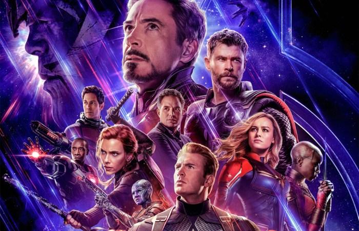 Avengers Endgame 2019 Marvel