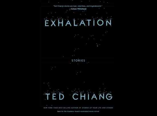 Exhalation Ted Chiang Review