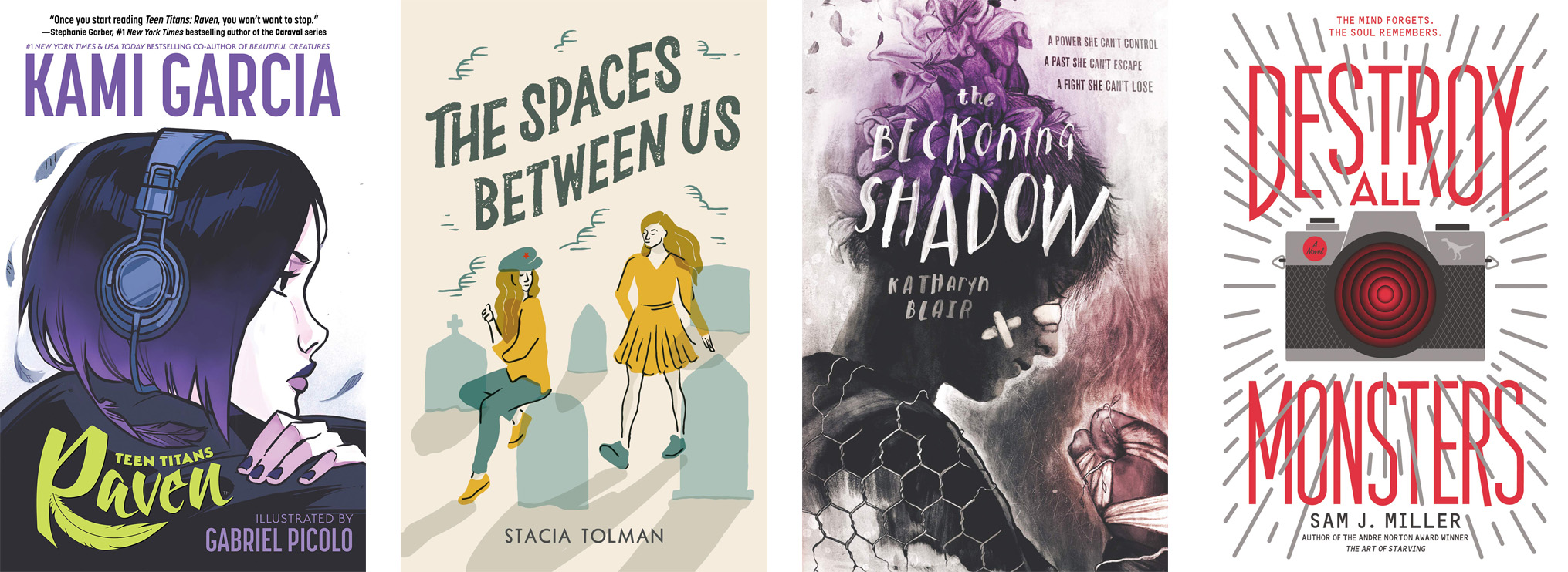 July 2019 Book Releases: YA | The Nerd Daily