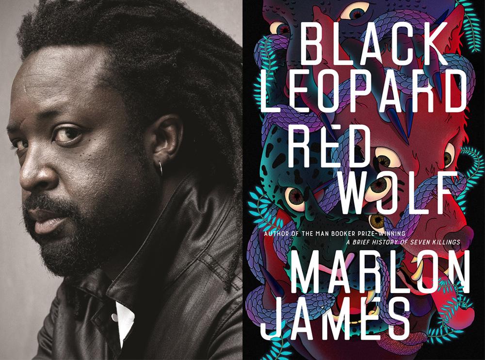 Marlon James Author Interview Black Leopard Red Wolf
