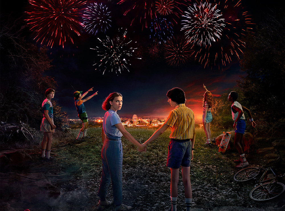 Stranger Things Season 3 Netflix 2019