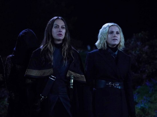 The 100 The Adjustment Protocol 6.12