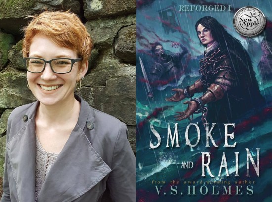 VS Holmes Reforged Author Interview