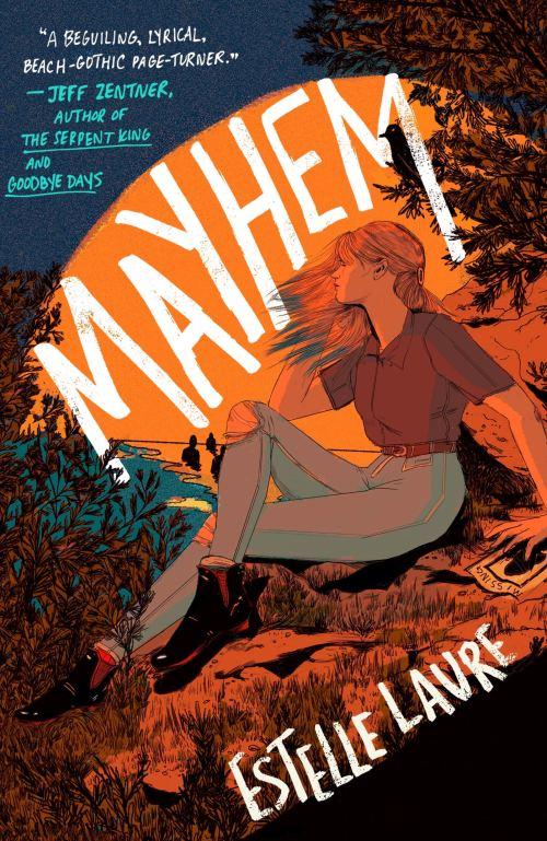 Mayhem par Estelle Laure