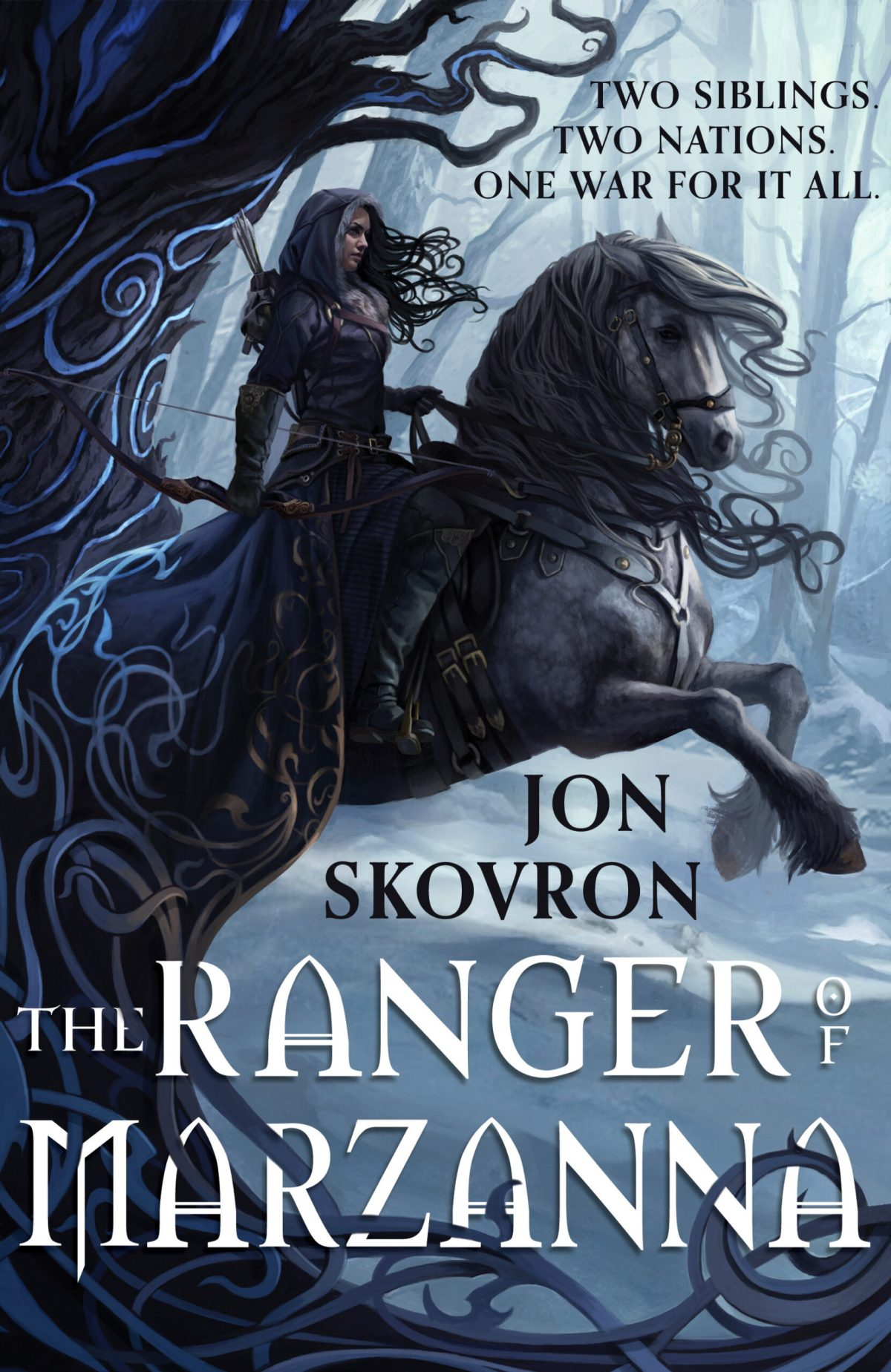 Review: The Ranger of Marzanna by Jon Skovron   The Nerd Daily